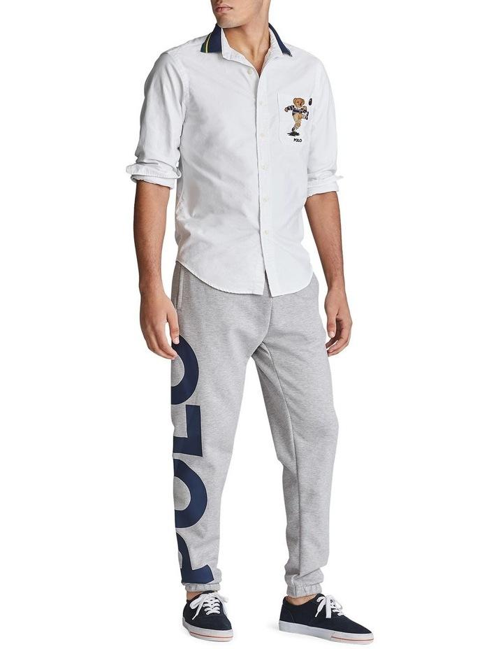 Custom Fit Kicker Bear Long Sleeve Shirt image 3