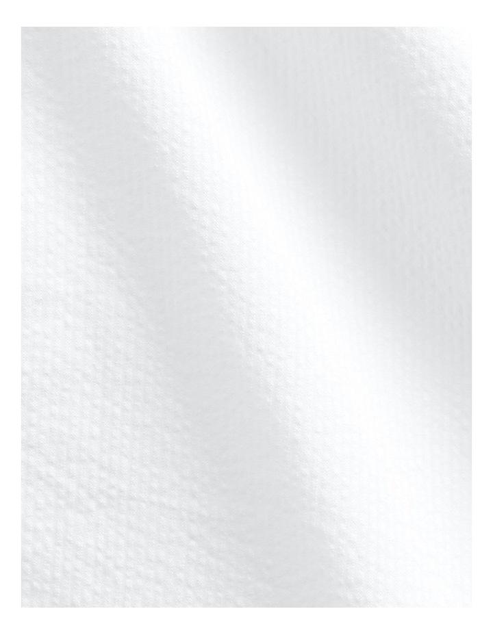 Classic Fit Seersucker Long Sleeve Shirt image 5