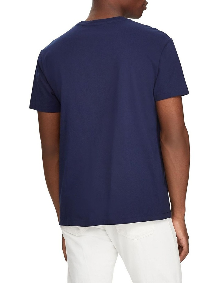 Classic Fit Cotton Graphic Tee image 2