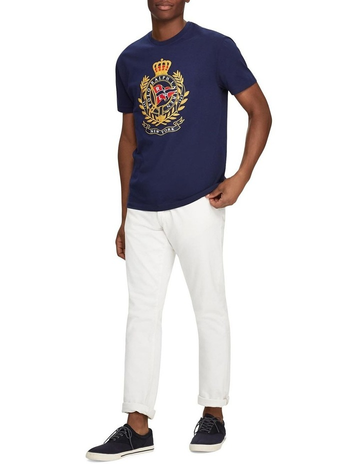 Classic Fit Cotton Graphic Tee image 3