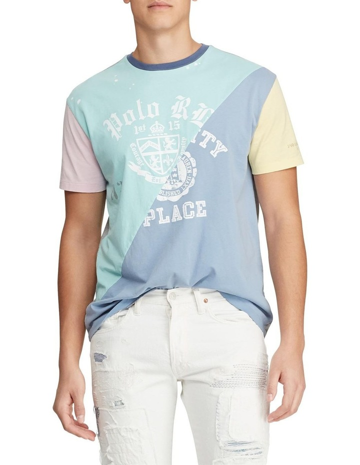 Classic Fit Cotton Graphic Tee image 1