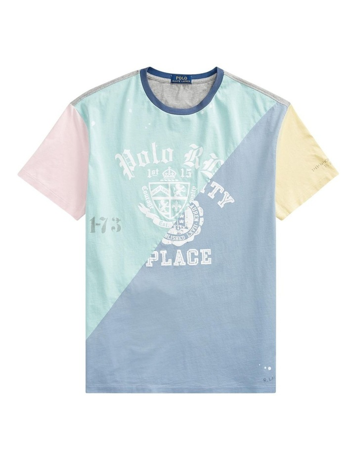 Classic Fit Cotton Graphic Tee image 4