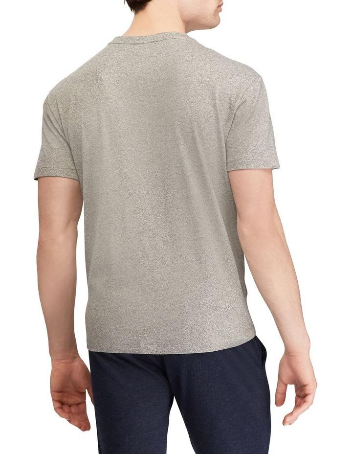Classic Fit V-Neck T-Shirt image 2