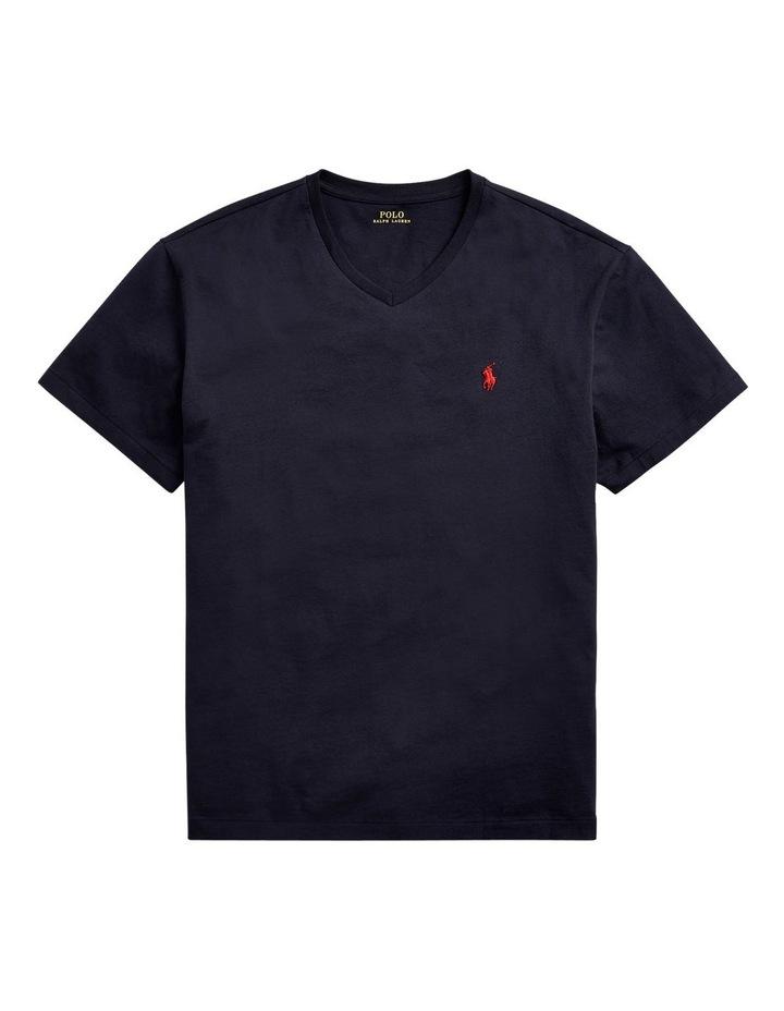 Classic Fit V-Neck T-Shirt image 4