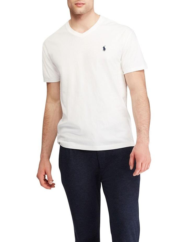 Classic Fit V-Neck T-Shirt image 3