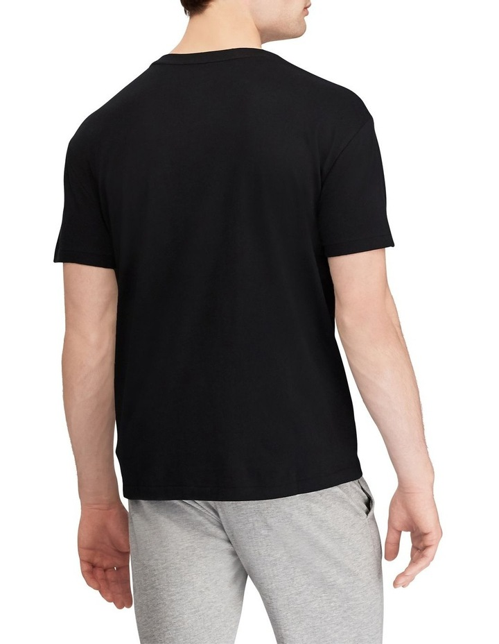 Classic Fit V-Neck T-Shirt image 2