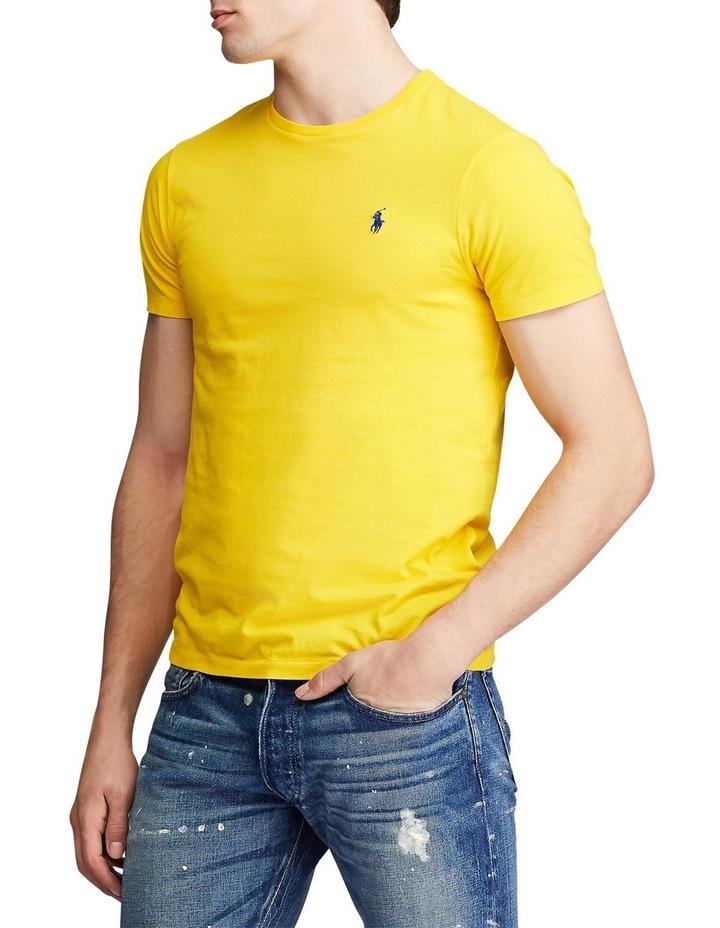 Custom Slim Crewneck T-Shirt image 2