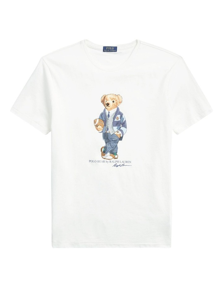Custom Slim Fit Bear T-Shirt image 5