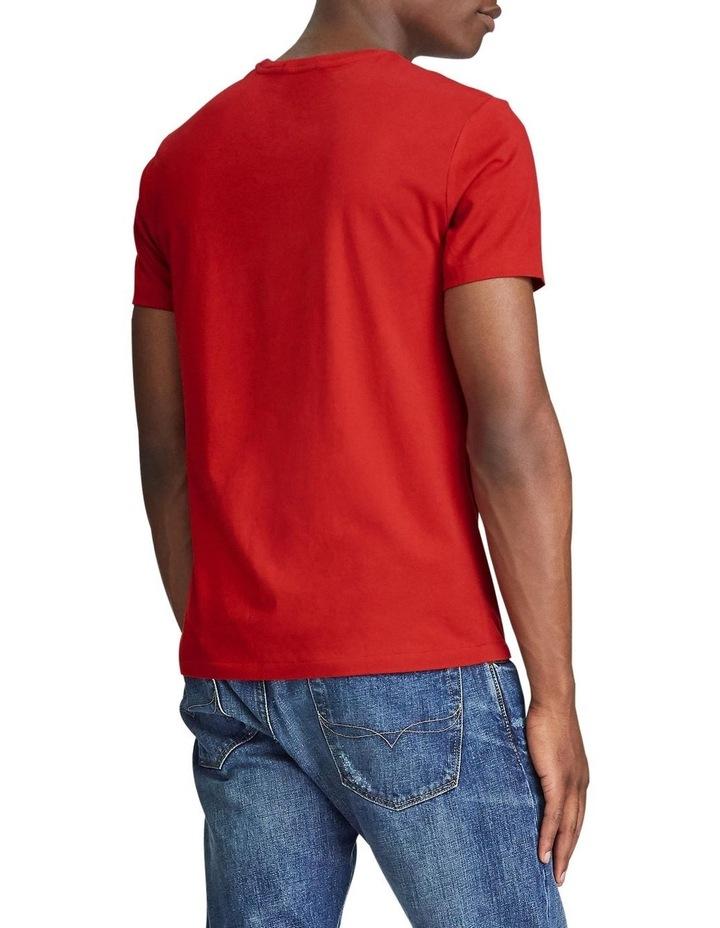 Custom Slim Fit Bear T-Shirt image 3