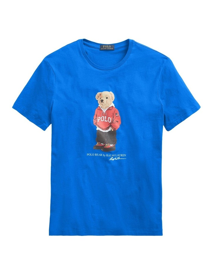 Custom Slim Fit Polo Bear Tee image 5