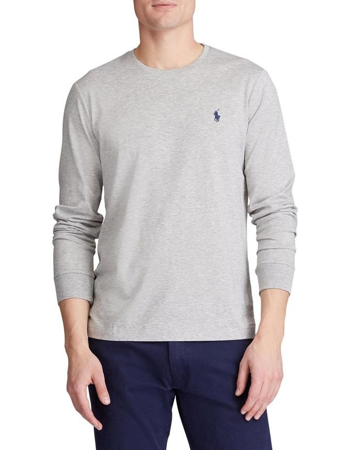 Custom Slim Fit Jersey Long Sleeve T-Shirt image 1