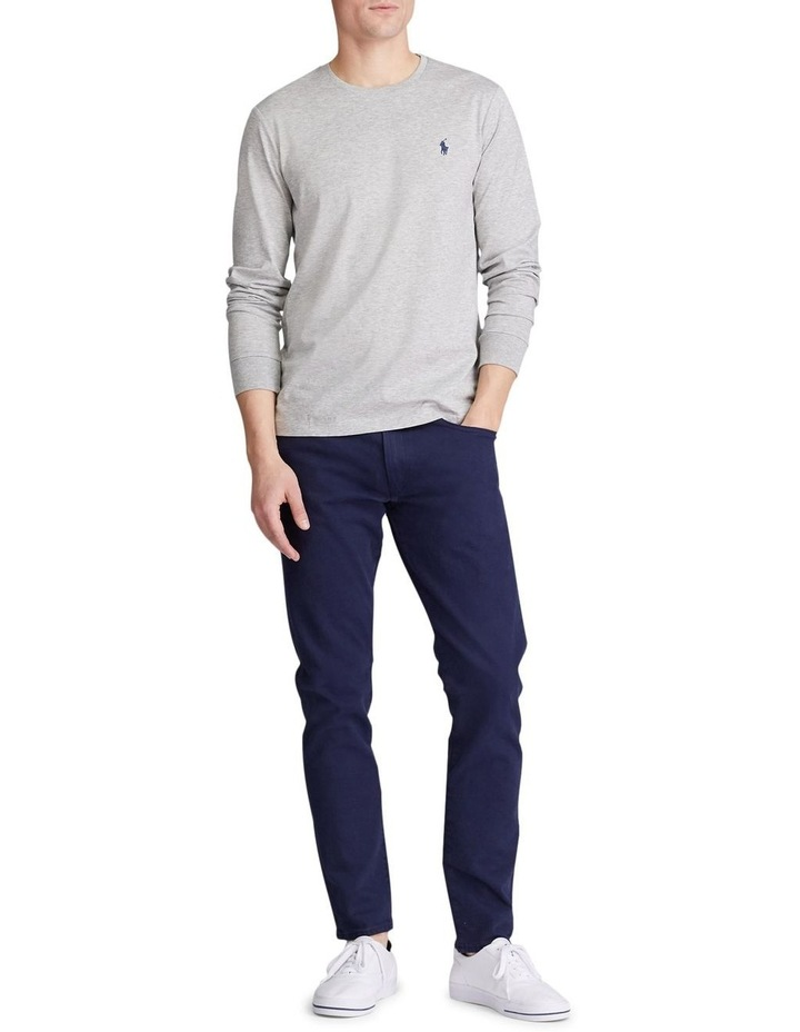 Custom Slim Fit Jersey Long Sleeve T-Shirt image 4