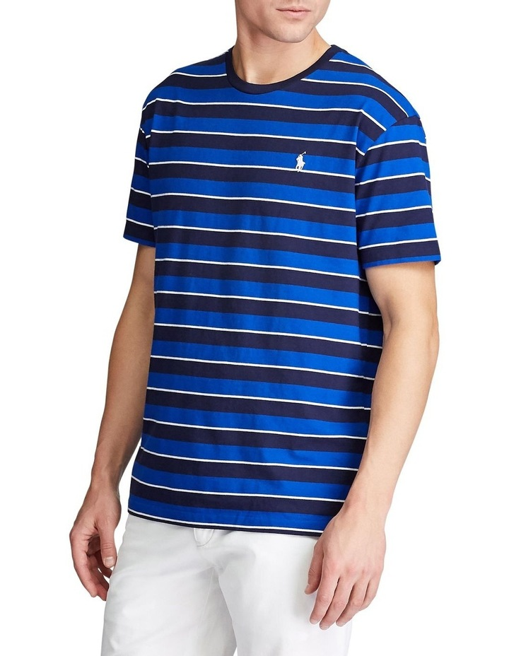 Classic Fit Striped T-Shirt image 2