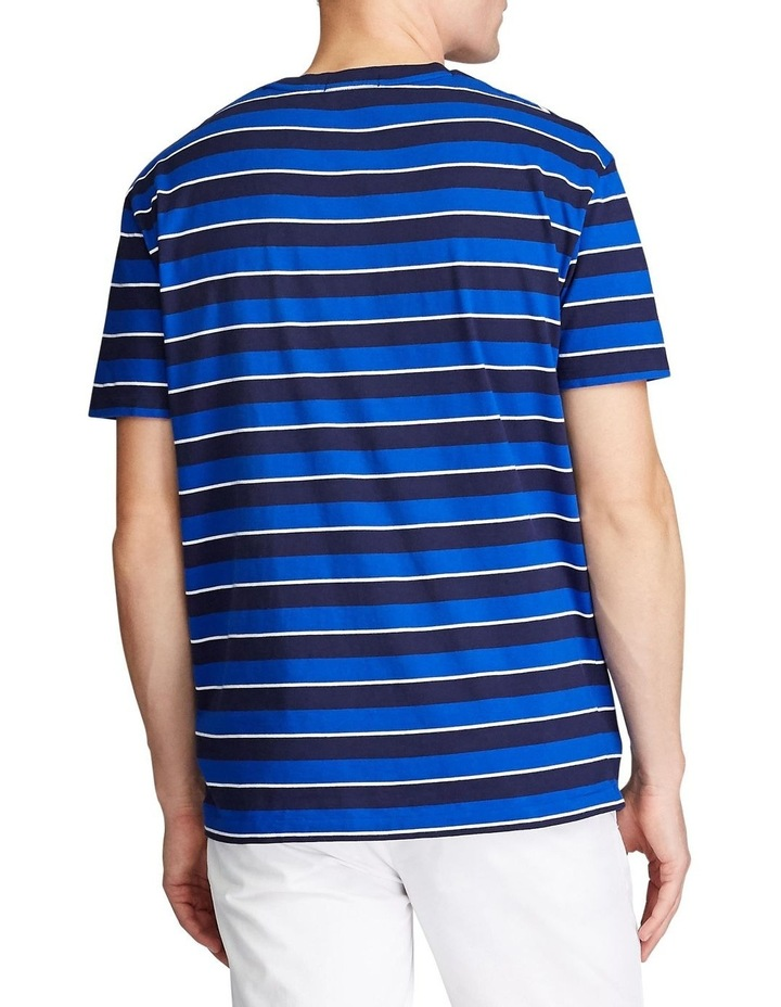Classic Fit Striped T-Shirt image 3