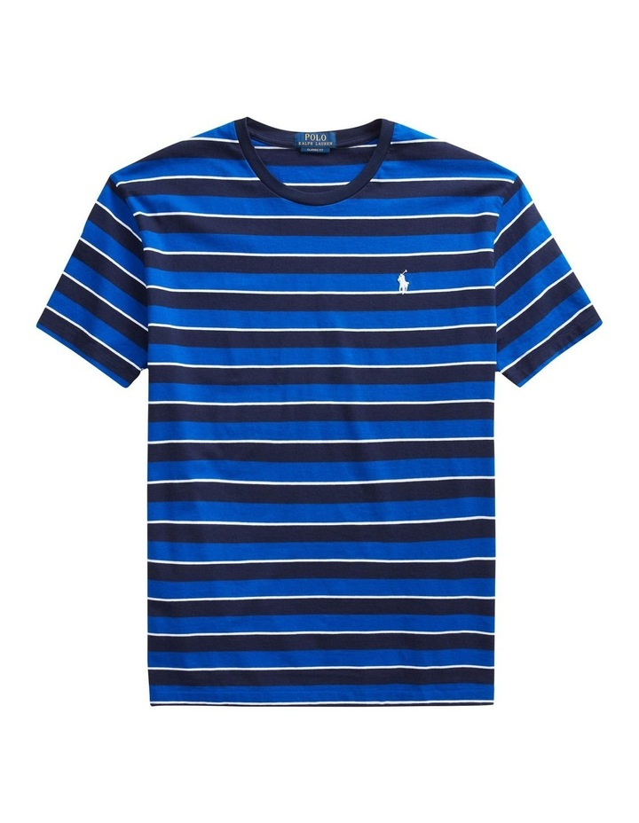 Classic Fit Striped T-Shirt image 5