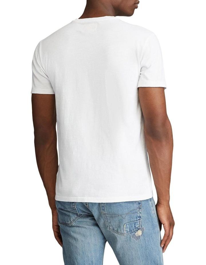 Custom Slim Fit Pocket T-Shirt image 3