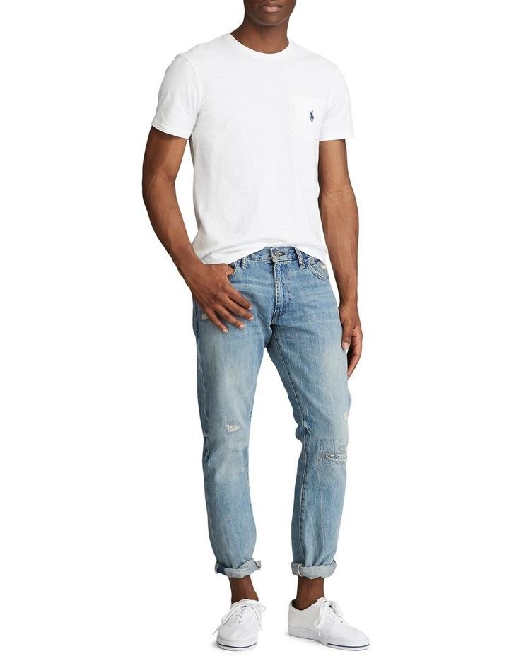 Custom Slim Fit Pocket T-Shirt image 4