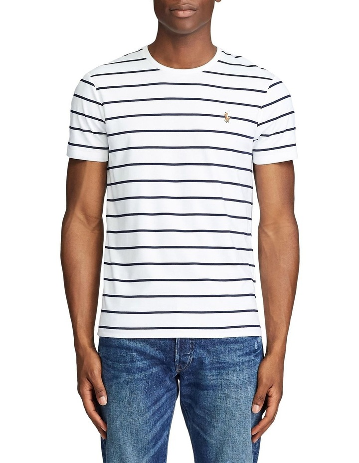 Custom Slim Fit Cotton T-Shirt image 1