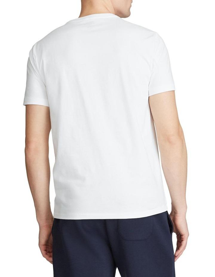 Custom Slim Fit Logo T-Shirt image 3