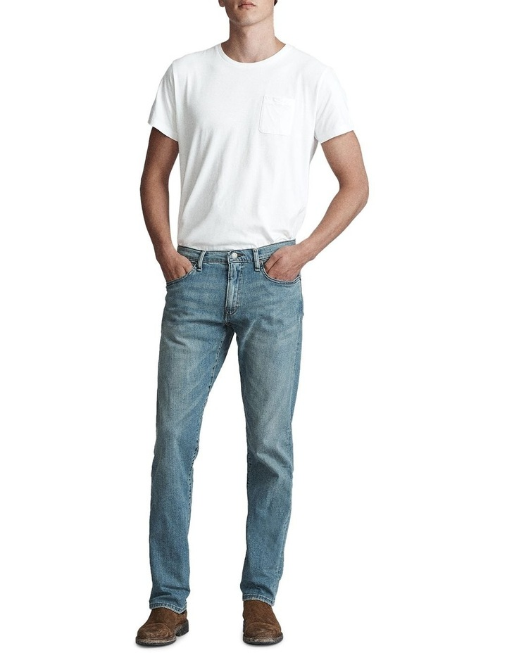 Hampton Relaxed Straight Jean image 3
