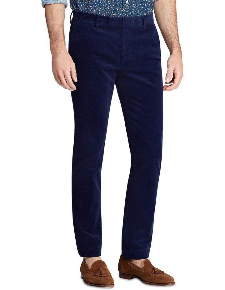 Stretch Slim Fit Corduroy Pant image 1