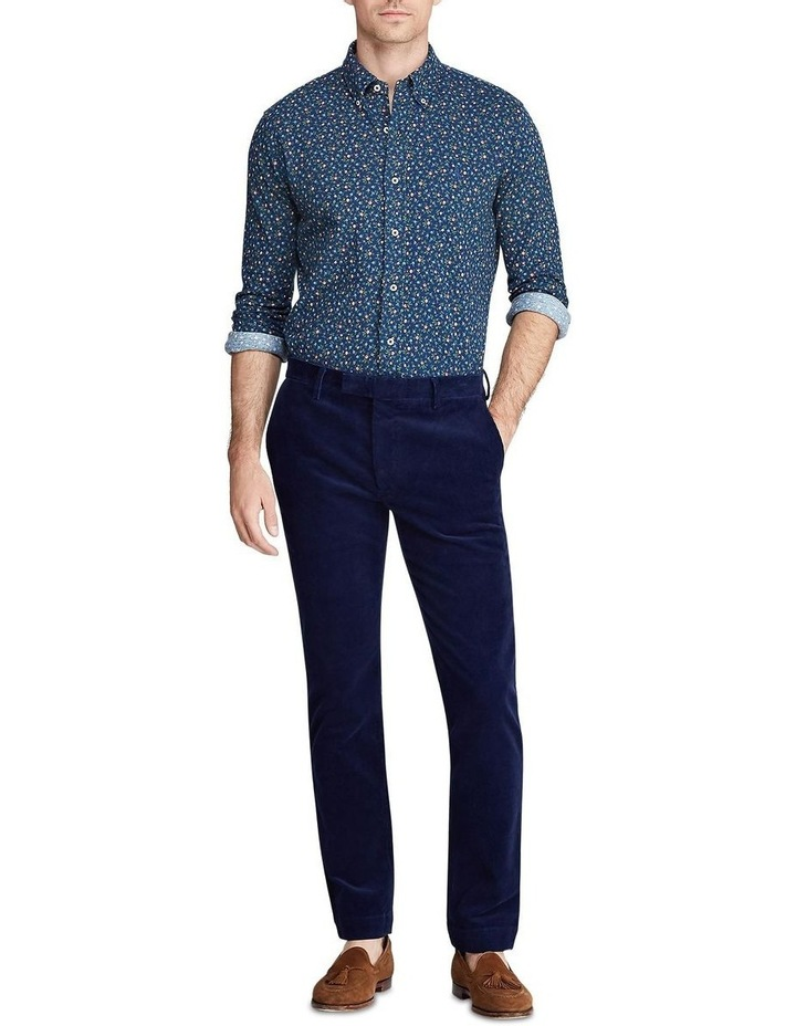 Stretch Slim Fit Corduroy Pant image 3