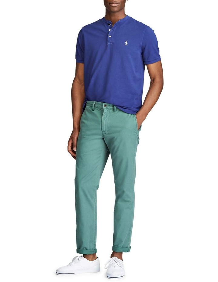 Stretch Straight Fit Chino image 4