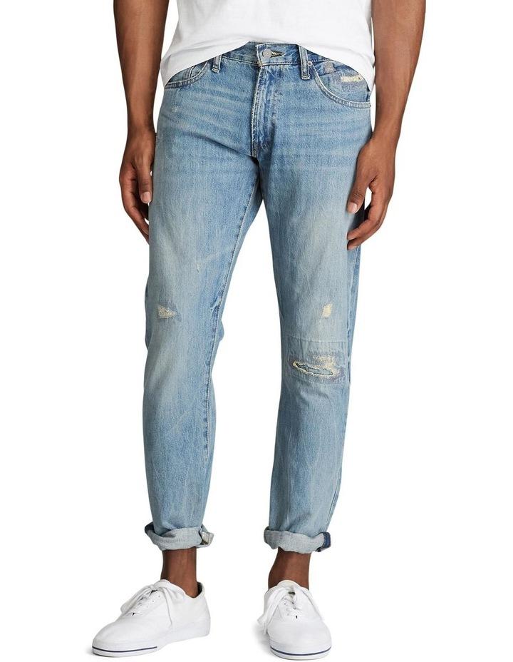 Varick Slim Straight Jean image 1