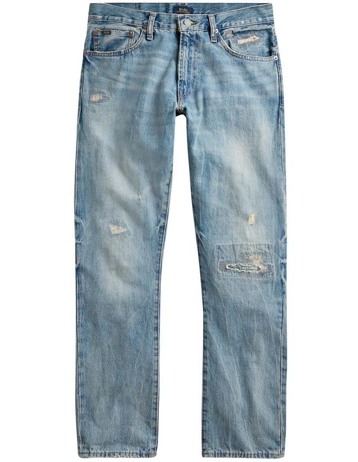 Varick Slim Straight Jean image 5