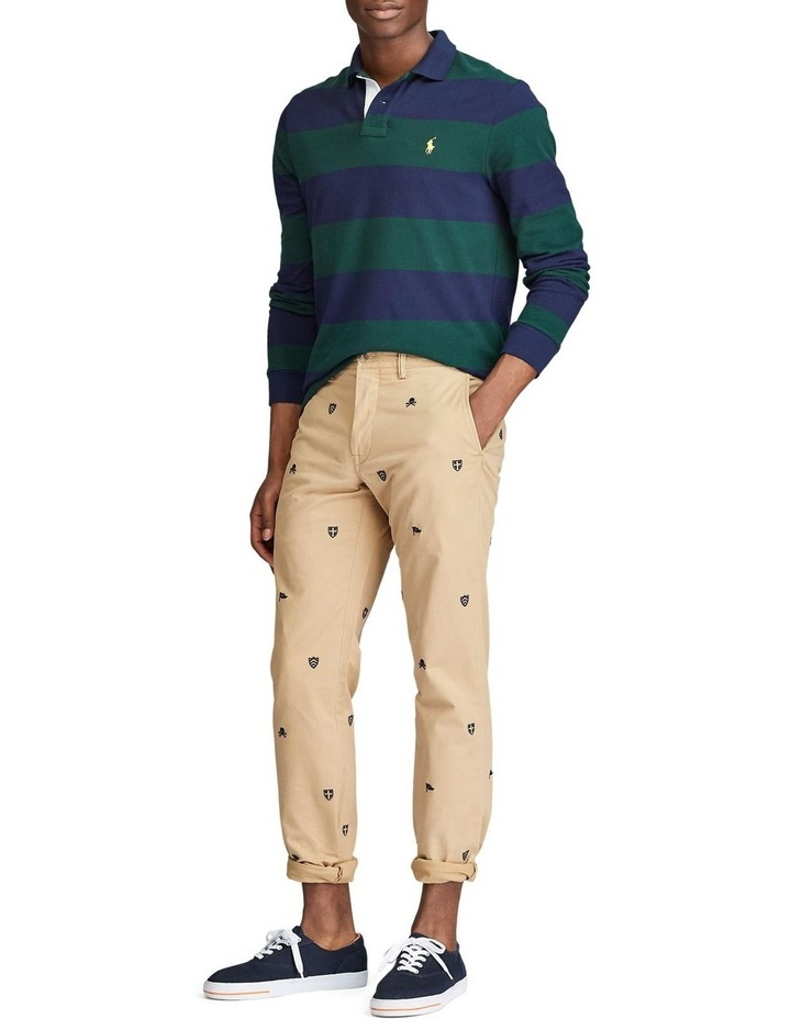 Stretch Straight Fit Chino image 1