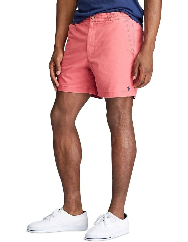 Classic Twill Polo Prepster Shorts image 1