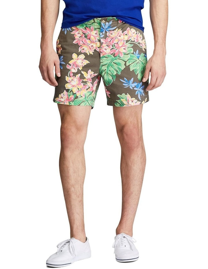 Classic Tropical Polo Prepster Shorts image 1