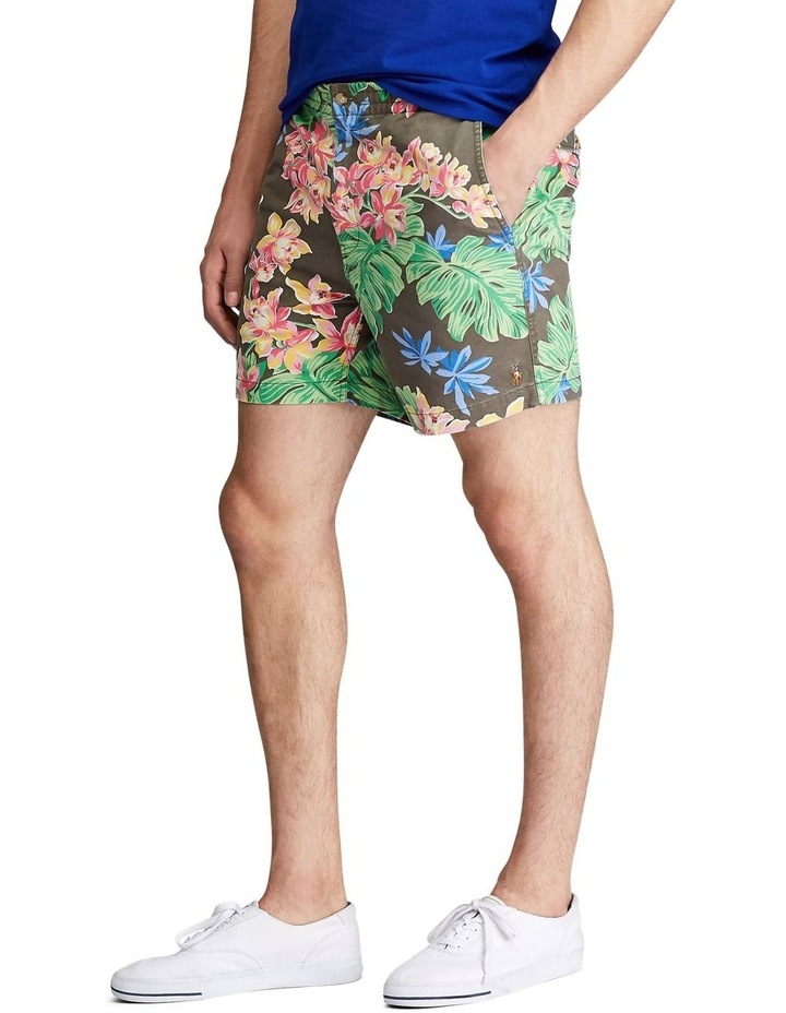 Classic Tropical Polo Prepster Shorts image 2