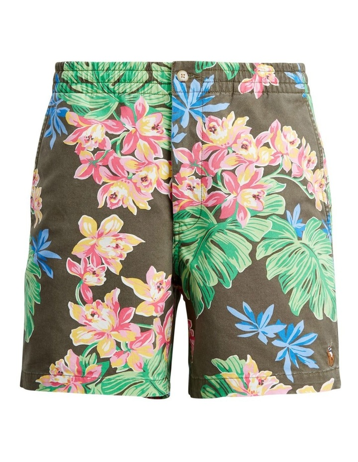 Classic Tropical Polo Prepster Shorts image 4