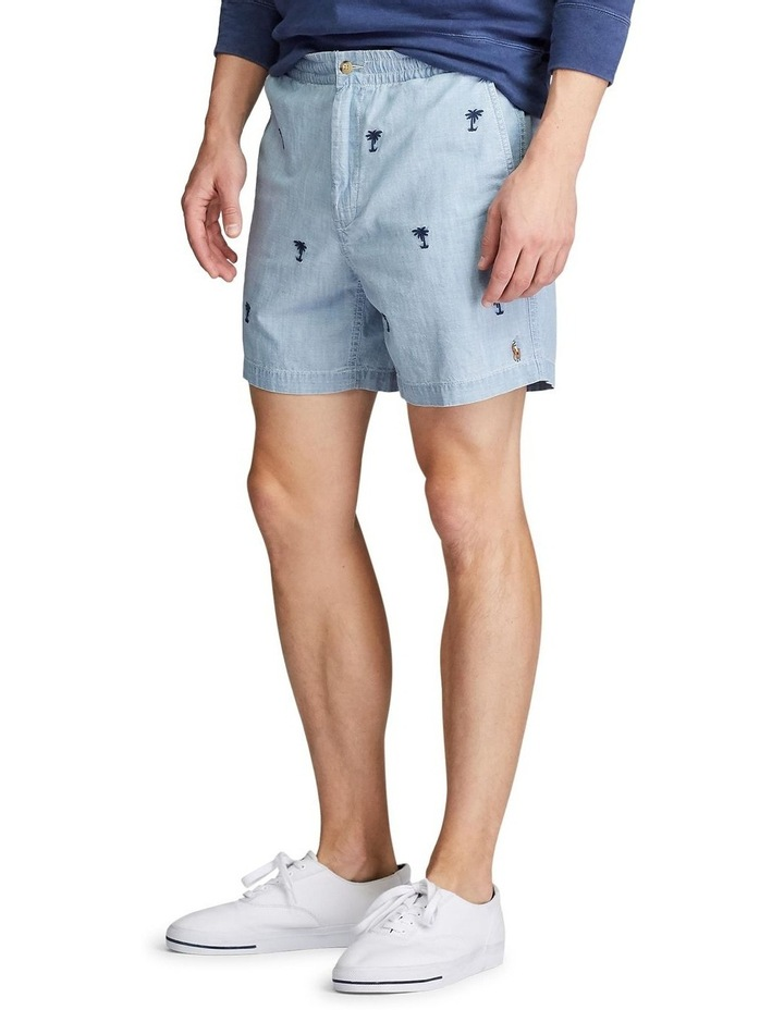 Classic Chambray Polo Prepster Shorts image 1