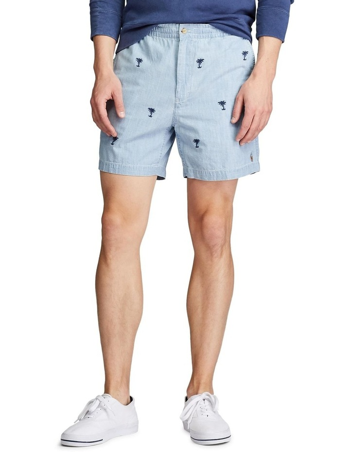 Classic Chambray Polo Prepster Shorts image 2