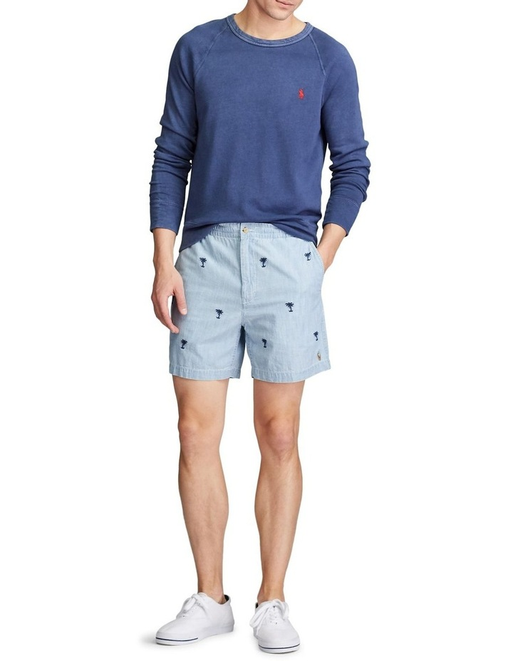 Classic Chambray Polo Prepster Shorts image 4