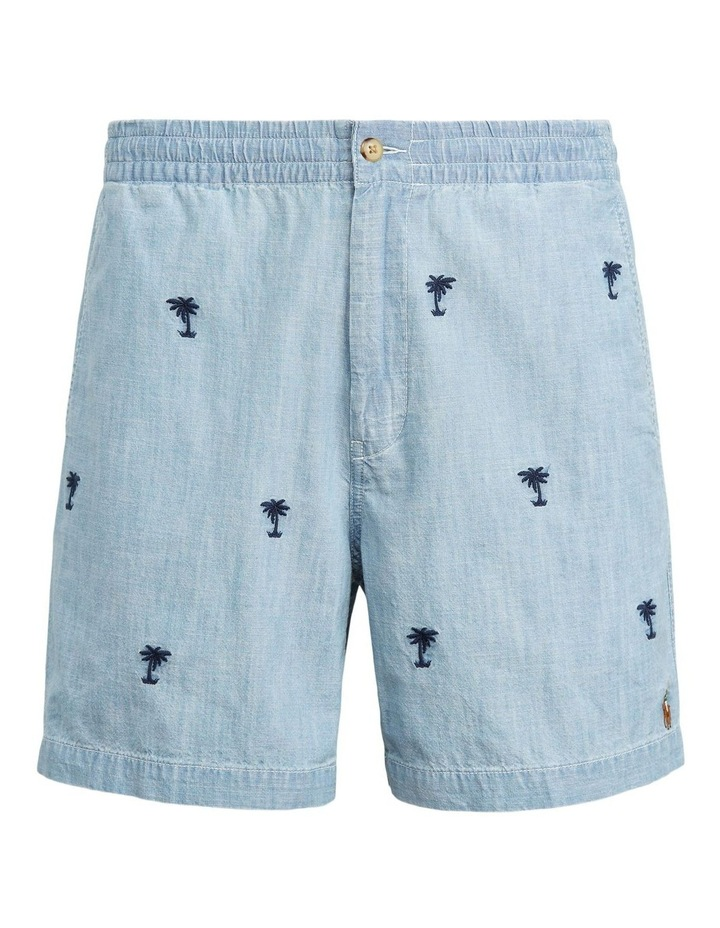 Classic Chambray Polo Prepster Shorts image 5