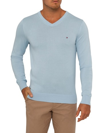 Tommy HilfigerPacific V,Neck Knitwear