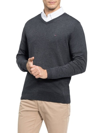 Gant For Mens Fitted Shawl V-neck Long Sleeve Cardigan Jumper Wool Knit Medium M Jumpers & Cardigans Clothes, Shoes & Accessories
