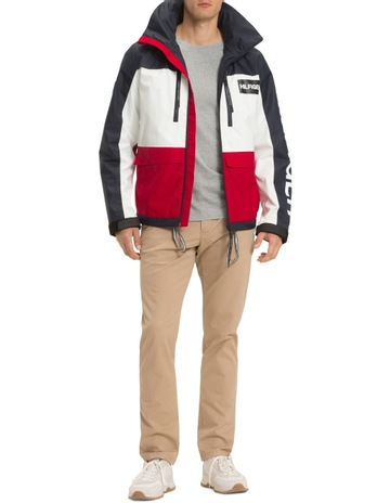 5d0a6703ef86ed Tommy Hilfiger Tech Hooded Jacket