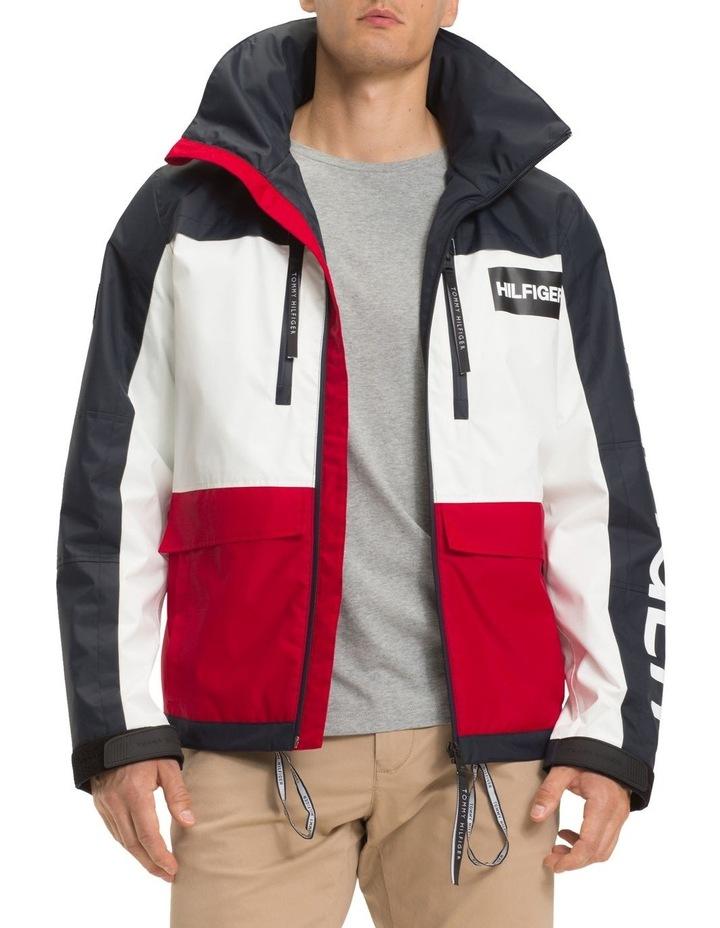 Tech Hooded Jacket image 2