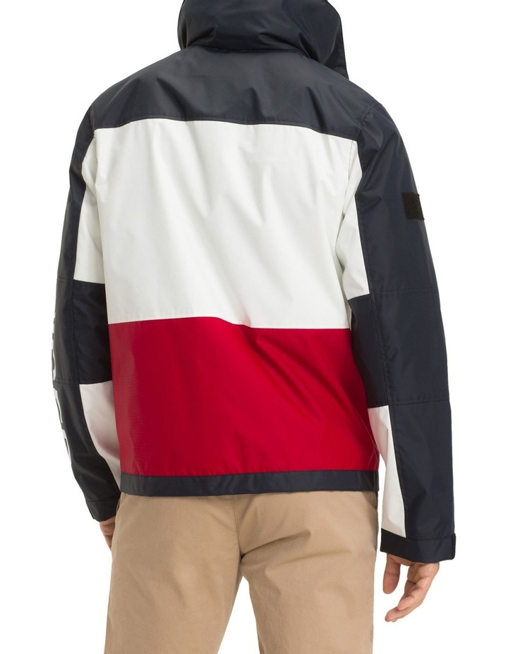 Tech Hooded Jacket image 3