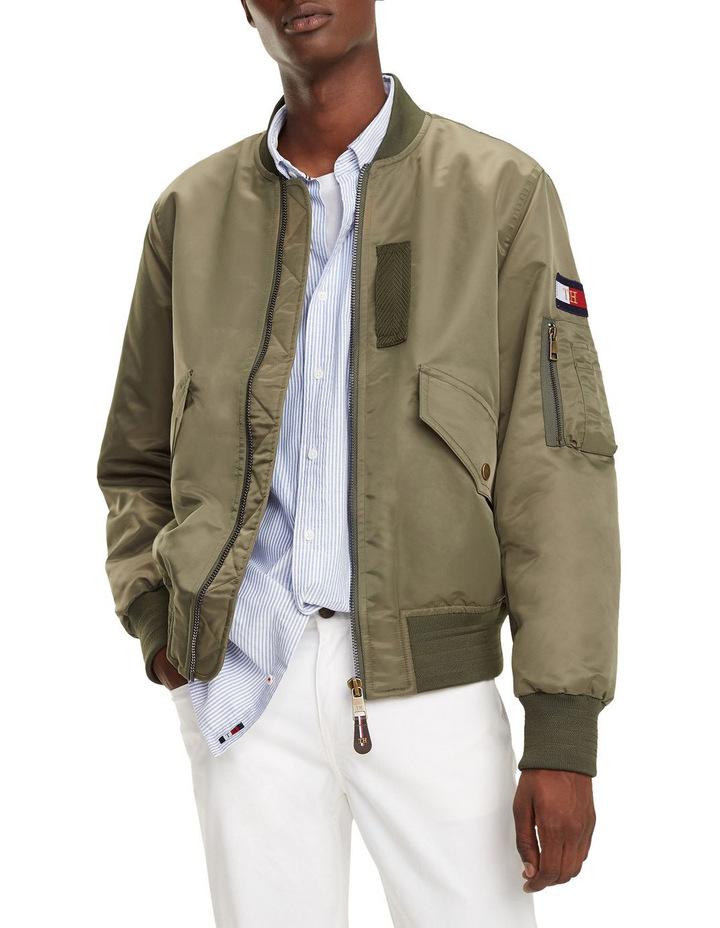 Flag Bomber Jacket image 1