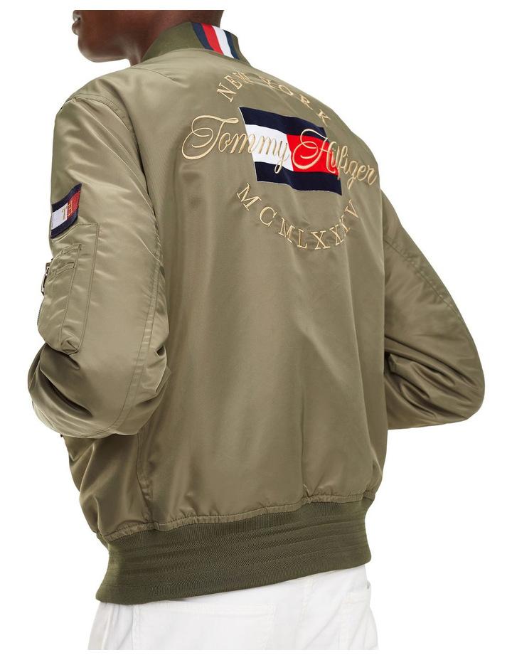 Flag Bomber Jacket image 2