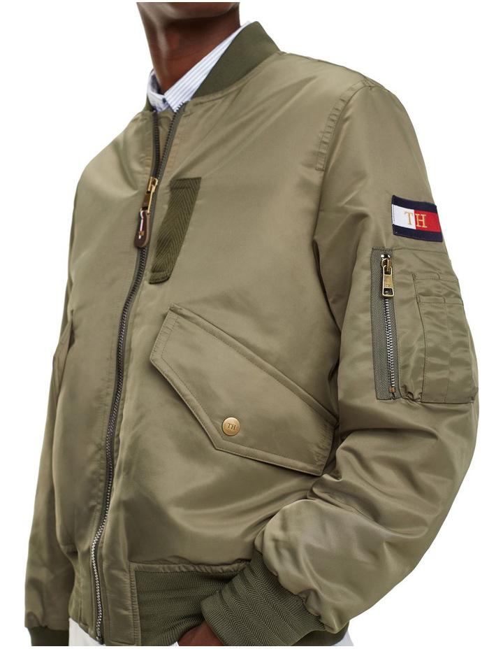 Flag Bomber Jacket image 4