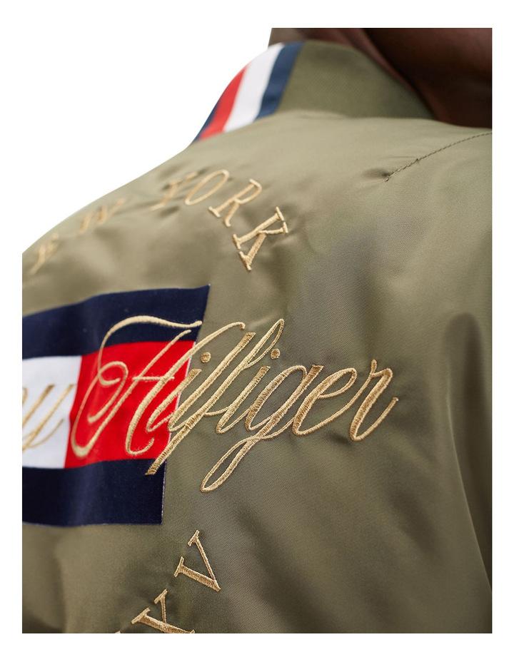 Flag Bomber Jacket image 5