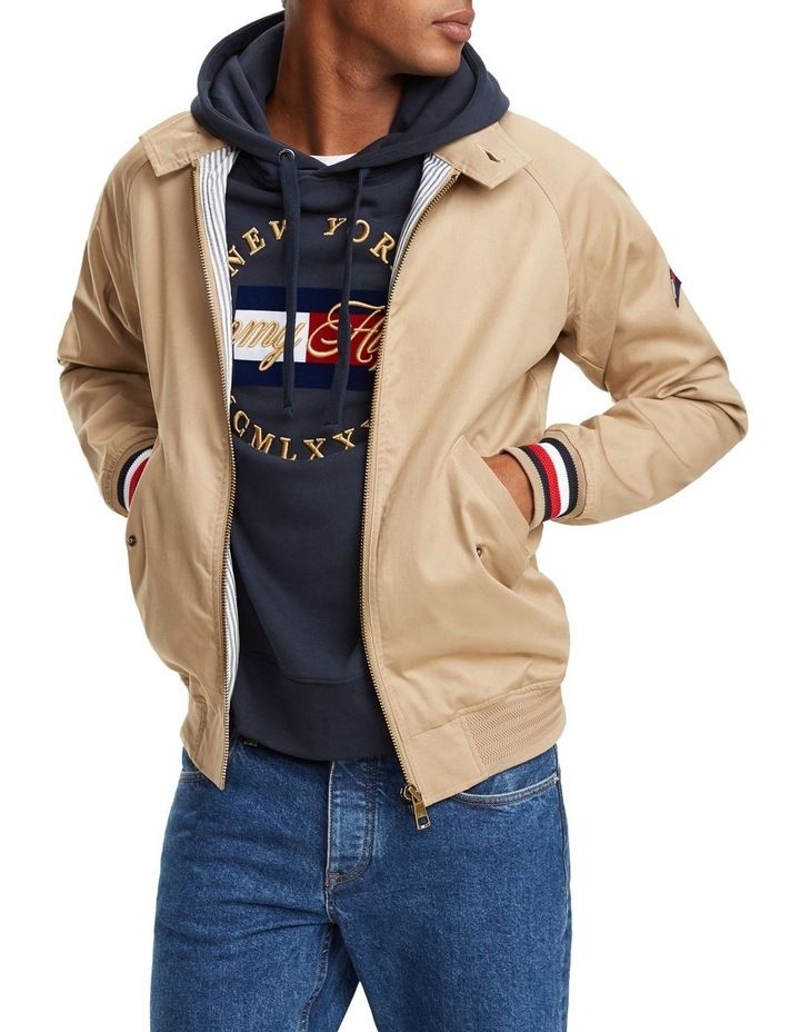 Signature Tape Harrington Jacket image 1