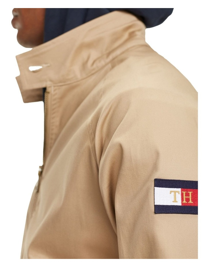 Signature Tape Harrington Jacket image 4