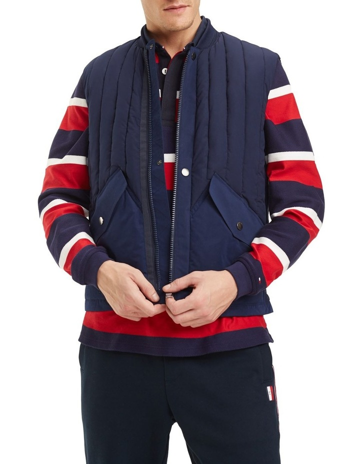 Stretch Quilted Vest image 1